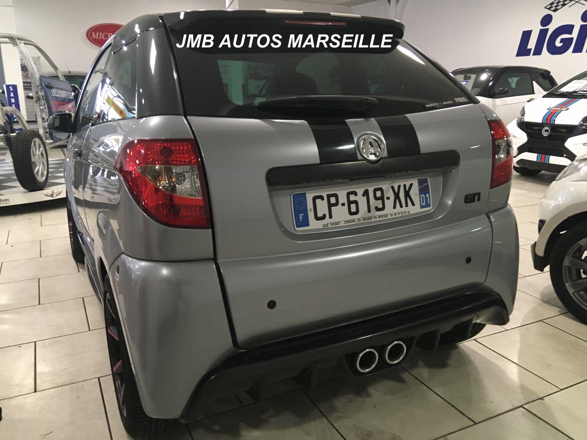 voiture sans permis d'occasion AIXAM Coupé GTI CLIM à ...