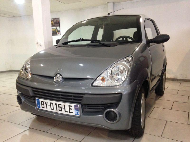 Acheter à Marseille votre voiture sans permis AIXAM d ...